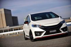 Honda Jazz 2014 GK Nobless Bodykit Skirting