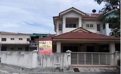 Nice 2 sty Corner, Taman Klebang Utama, Ipoh