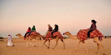 4D3N Hotel +Transfers + Dubai Desert Safari