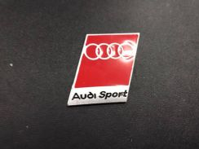 Audi sport emblem logo