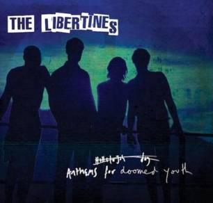 IMPORTED CD THE LIBERTINES Anthems For Doomed Yout