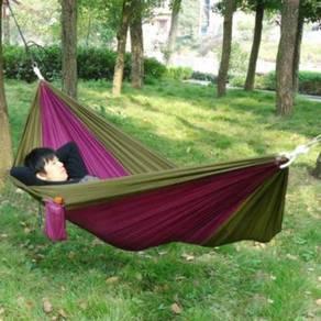 Portable Outdoor Traveling Camping Parachute Nylon