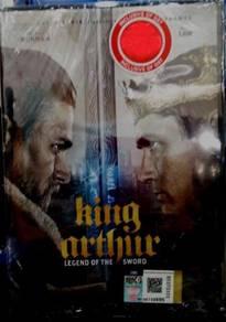 DVD King Arthur - Legend of The Sword Charlie Hunn