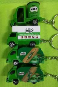 Milo Van Key Chain