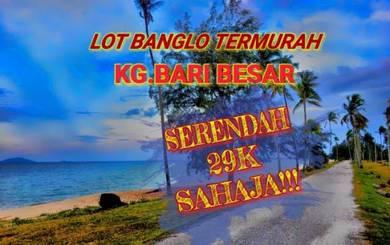 Lot Banglo Termurah Kg.Bari Besar