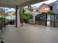 Semi Detached House at Taman Villa Putra, Sungai Buluh