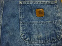Carhartt Dungaree Jeans size 36