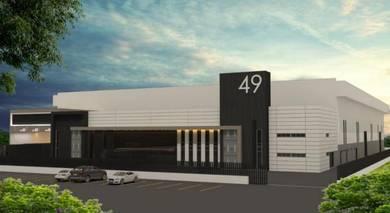 Prai New Factory/Warehouse
