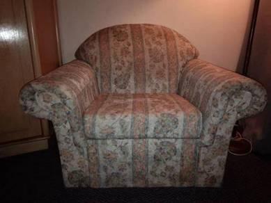 Batik single sofa