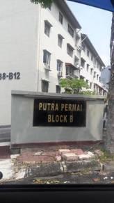Pangsapuri Putra Permai (Blok B), Taman Equine, Seri Kembangan -Seles