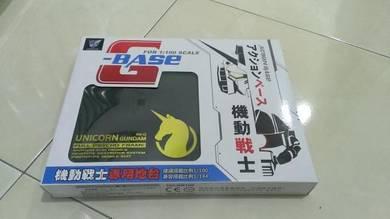 Gundam G-Base stand MG/HG