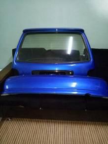 Bumper bonet belakang