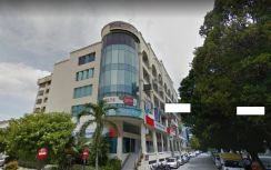 Pulau tikus plaza office space 1400sf (main road opp convent sch)
