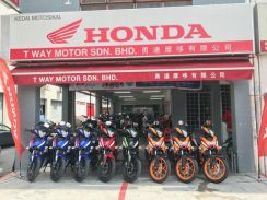 T way - HONDA RS150R / RS150 YEAR END SALES