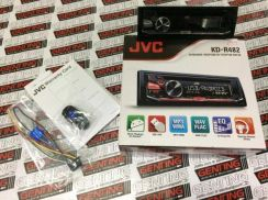 JVC KD-R482 single din cd usb