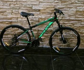 0% SST Alloy Basikal Bicycle Shimano MTB -Factory
