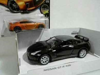 Hotwheels Nissan GT-R