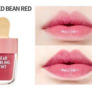 Etude house limited lipstick