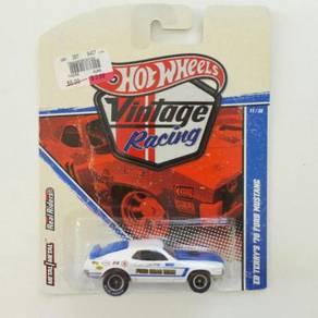 Hot wheels Hotwheels V.R Ford Mustang Ed Terry