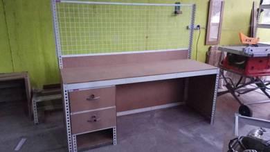 Workbench Station ( Boltless ) Custom Made