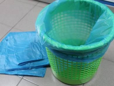 Plastik sampah kegunaan dapor. BILIK RUMAH