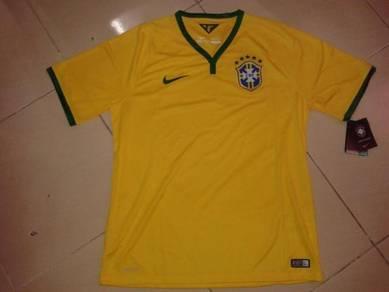 Brazil Nike Jersey World Cup 2014