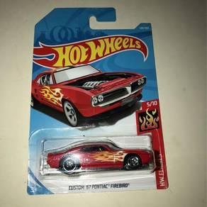 Hotwheels Custom 67 Pontiac Firebird
