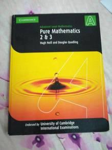 Cambridge A Level Pure Mathematics 2&3