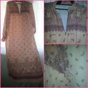 Abaya made in indonesia Jubah Indonesia