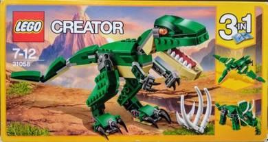LEGO CREATOR 31058 Mighty Dinosaurs NEW