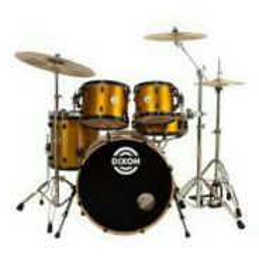 Dixon claus drum set kit