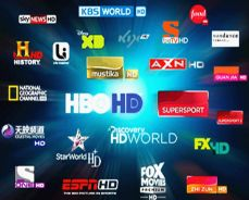 (H0T LIVETIME XTR0) Tv Android Box 4K decoder