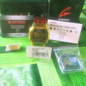 Dw 5600e custom rasta tambah blacklight in4mation