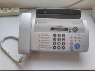 Fax Machine cum Phone