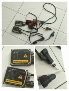YSP HID Ballast & Bulb Set