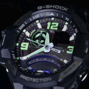 Watch- Casio G SHOCK GRAVITY GA1000-1B-ORIGINAL