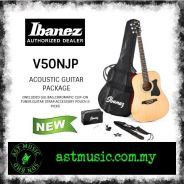 Ibanez v50njp V50 Acoustic Guitar Pack