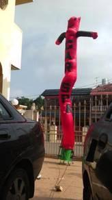 Sky dancer skydancer use car wash spa air blower c
