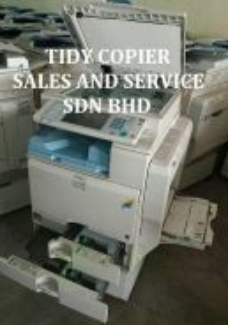 Photocopier color machine mpc3300 price value