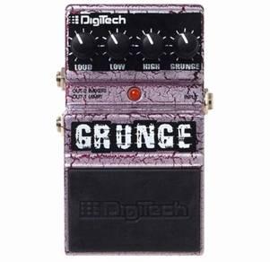 DigiTech Grunge Distortion -Pink