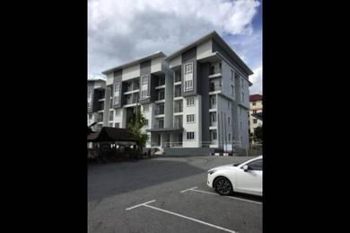 Bukit Inai Apartment, Brand New, Corner Lot, With Lift