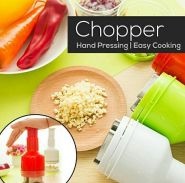 Hand Pressing Cutter (Kitchen Chopper) 2