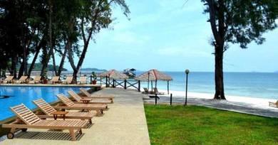 AMI Travel | Package Pulau Tinggi Johor 2D1N