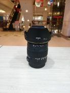 Sigma 17-50mm f2.8 ex dc os hsm lens-canon*99% new