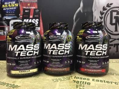 Protein MUSCLETECH Mass Gainer