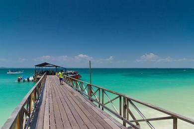 AMI Travel Holiday Package Pulau Besar Johor