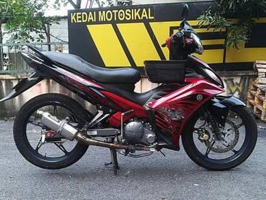 Yamaha 135lc 125zr 115zr y150