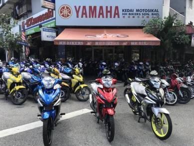 Yamaha LC 135 , LC135 Senang Raya Promo GST 0%