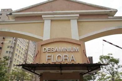 Desaminium Flora Apartment Equine Seri Kembangan (SK Tmn Desaminium)