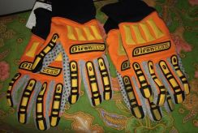 Ironclad Impact Gloves